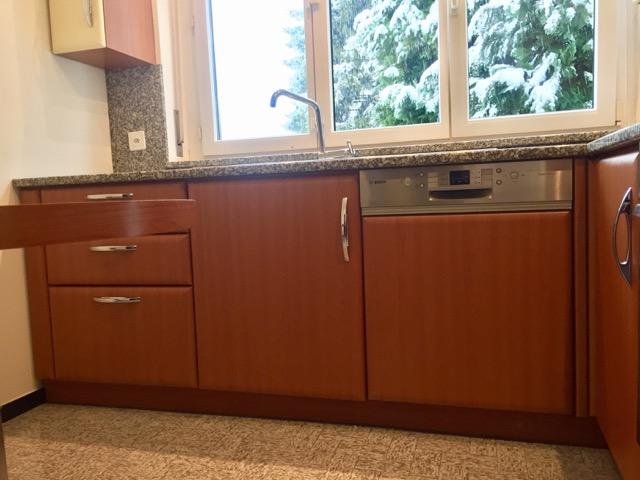 Riqualifica e cambio colore cucina